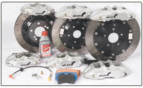 Alcon Advantage Extreme brake kits